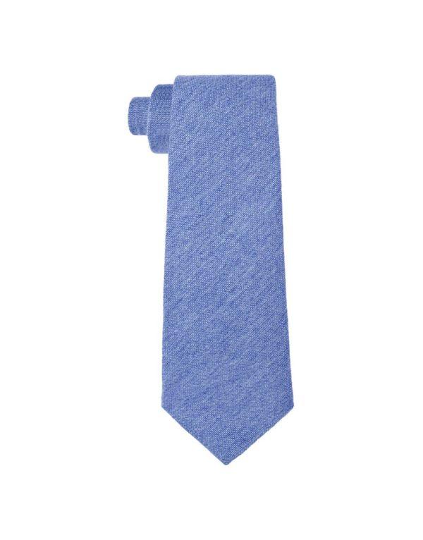 Chopard - TIE MILANO SKY BLUE 100% CASHM