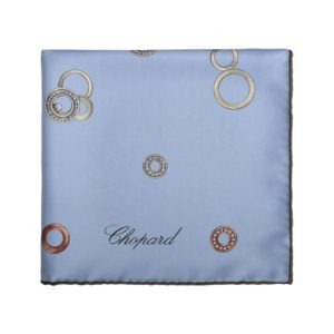 Chopard - HAPPY DREAMS SKY BLUE SCARF