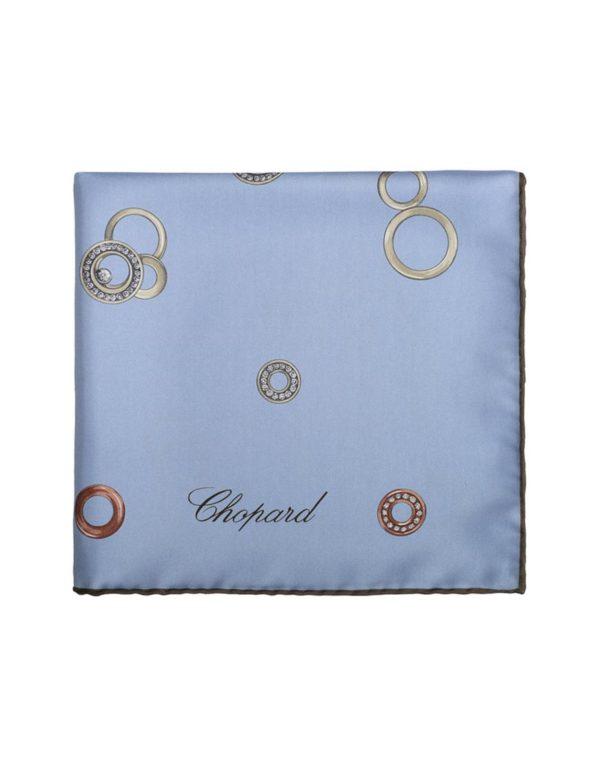 Chopard - HAPPY DREAMS SKY BLUE SCARF