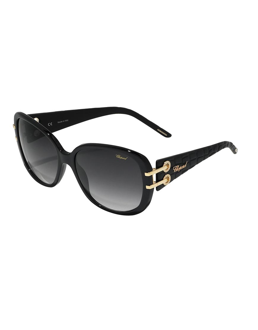 Chopard - SUNGLASSES 109S-700 SHINY BLAC