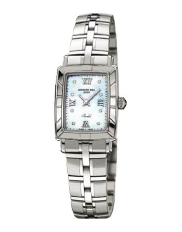 Raymond Weil - PARSIFAL RECT SMALL ST MOP I
