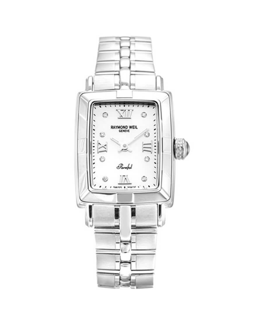 Raymond Weil - PARSIFAL RECT SMALL ST MOP