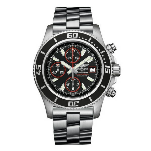 Breitling - SUPEROCEAN CHR II ABYSS RED
