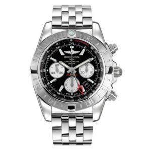 Breitling - CHRONOMAT 44 GMT BLACK IND