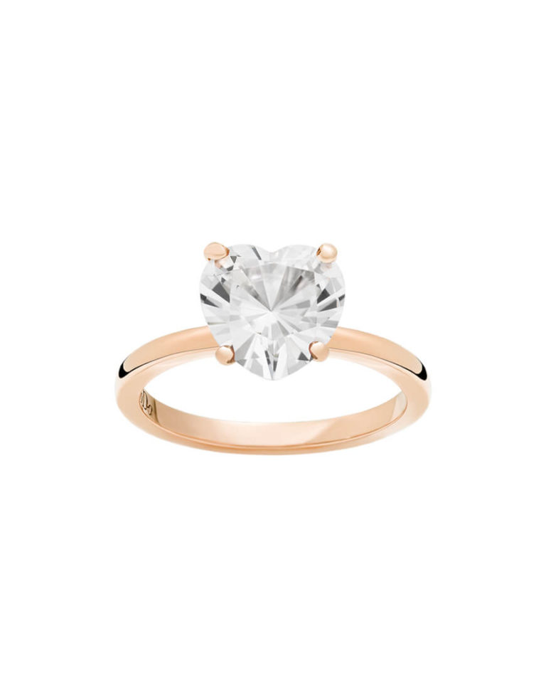 Dodo - 100% AMORE RING RG WHITE