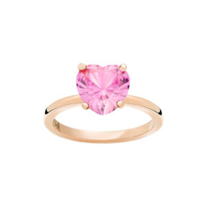 Dodo - 100% AMORE RING RG PINK SAPP