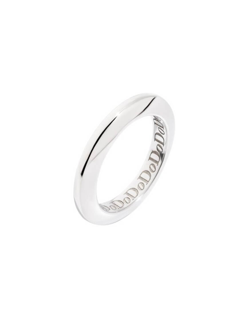 Dodo - DISC RING SILVER