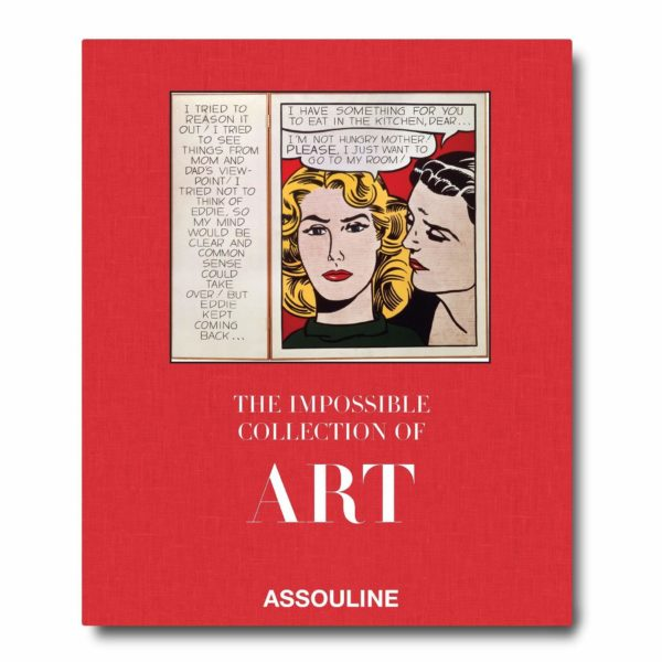 Assouline - THE IMPOSSIBLE COLLECTION OF ART