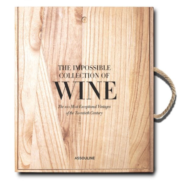 Assouline - THE IMPOSSIBLE COLLECTION OF WINE