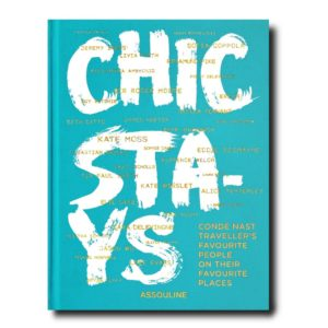 Assouline - CHIC STAYS