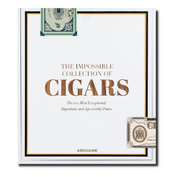 Assouline - THE IMPOSSIBLE COLLECTION OF CIGARS