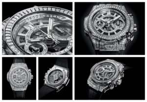 Hublot High Jewelery Collection