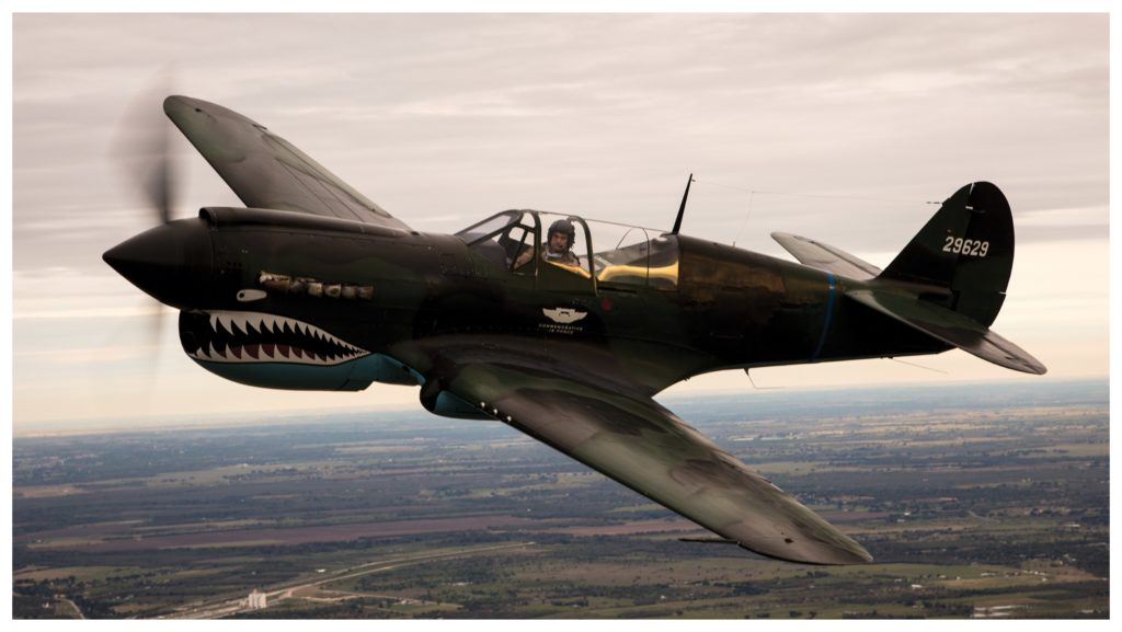 Curtiss Warhawk