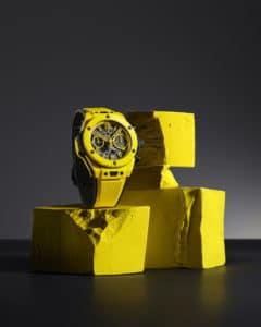 Big Bang Unico Yellow Magic