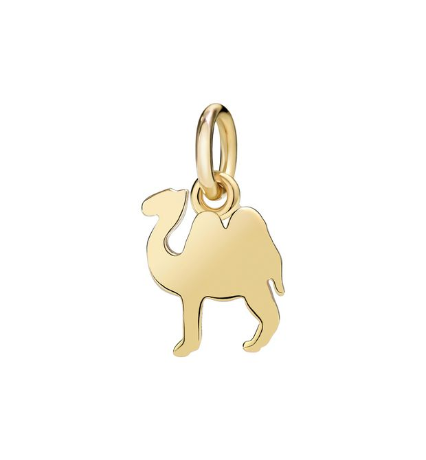 Dodo - YG SMALL CHARM CAMEL