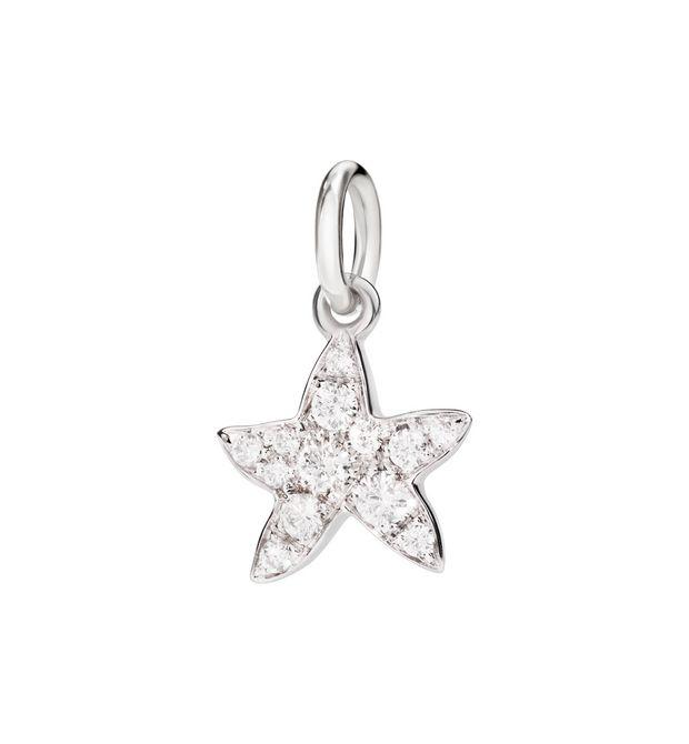 Dodo - WG CHARM DIAMOND STARFISH