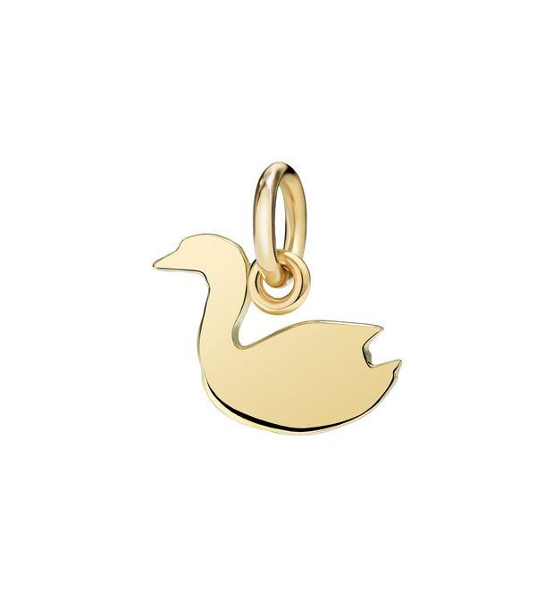 Dodo - YG SMALL CHARM SWAN