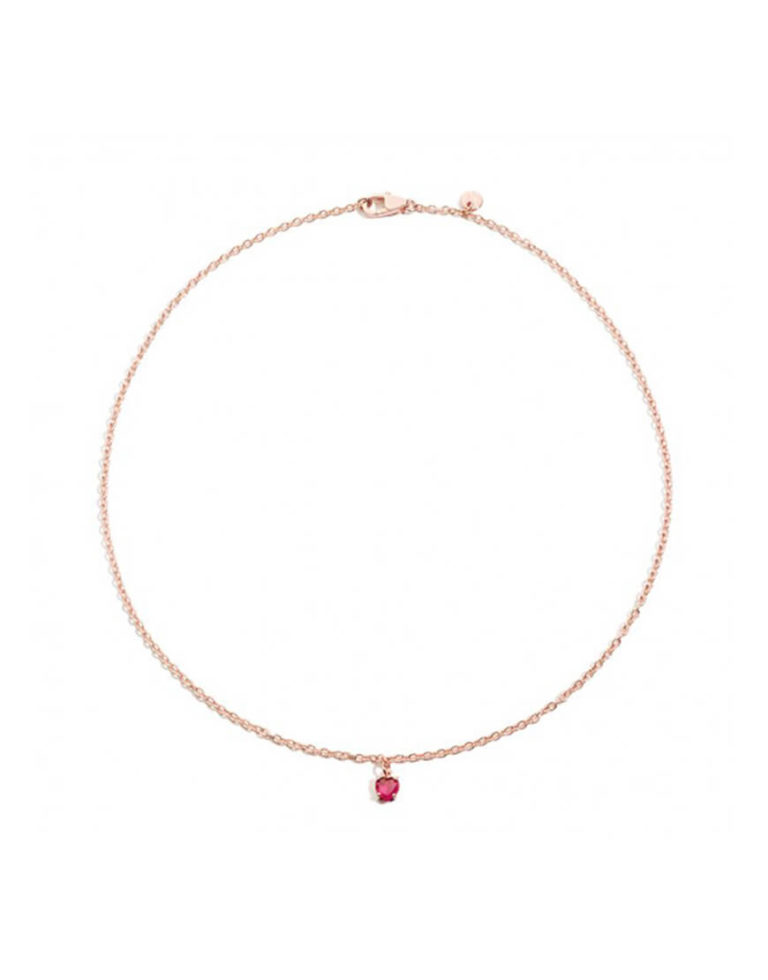 Dodo - 100% AMORE CHAIN 1 RUBY 38'
