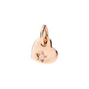 Dodo - HEART RG WHITE DIAMOND