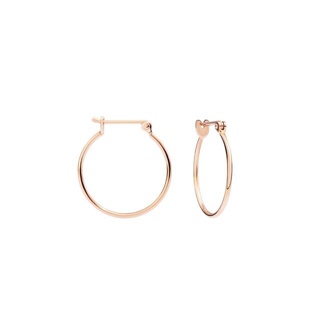 Dodo - SMALL HOOPS RG