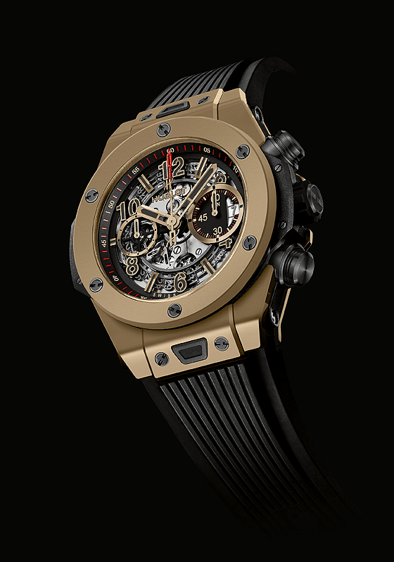 THE BIG BANG UNICO FULL MAGIC GOLD BY HUBLOT.