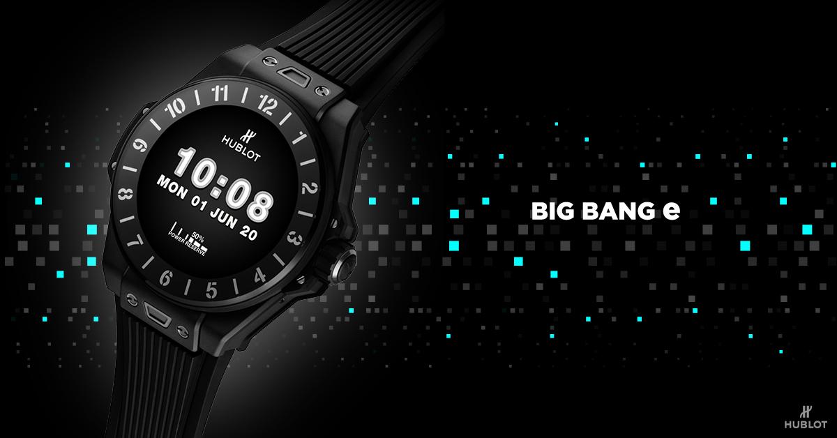 Big bang e