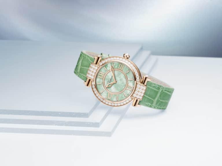 Chopard Imperiale Green