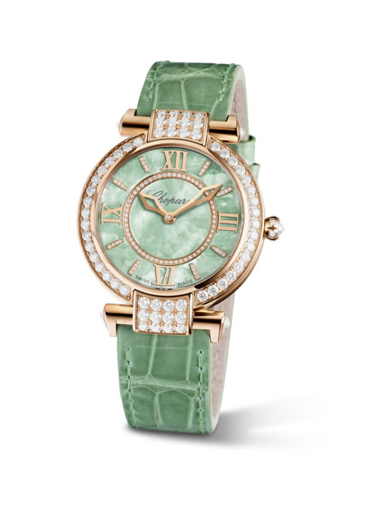 Chopard Imperiale Green