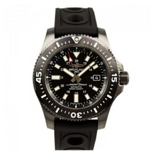 Breitling SuperOcean Black Steel