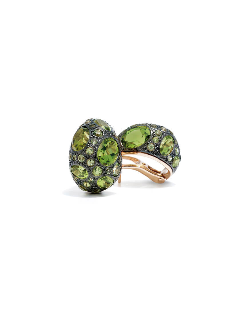 Pomellato - TABOU PERIDOT EARRINGS
