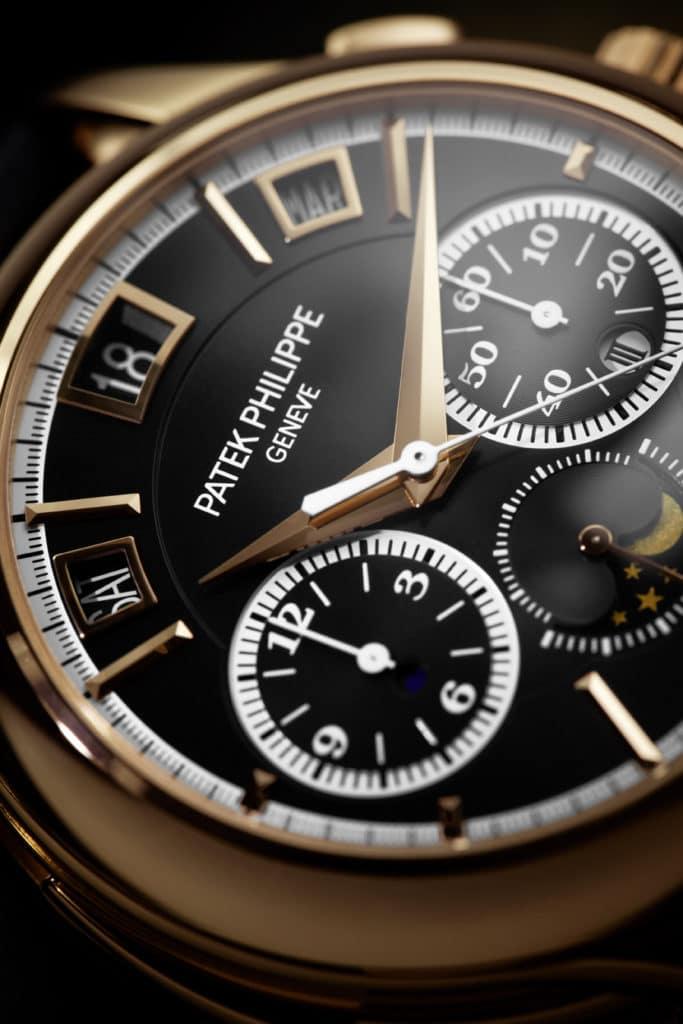 Patek Philippe Triple Complication