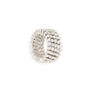 Serafino Consol - MULTI SIZE RING WG 2.09CT