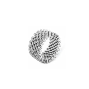 Serafino Consol - RING MULTI-SIZE WG 2.88CT
