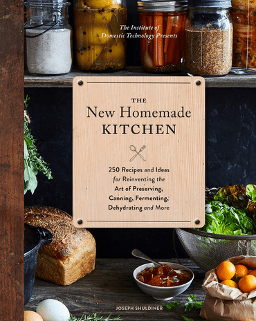 The New Homemade Kitchen