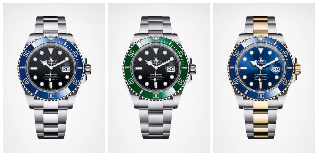 Rolex watches 2020