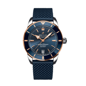 SUPEROCEAN HERITAGE STEEL AND ROSE GOLD