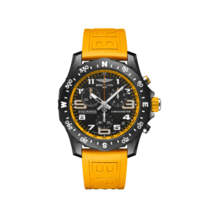 BREITLING ENDURANCE PRO in YELLOW STRAP