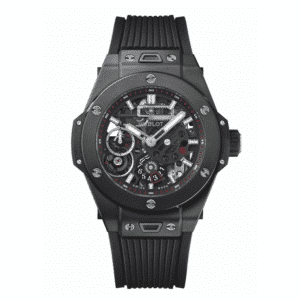 Hublot - BIG BANG 45 MECA-10 BLACK CER