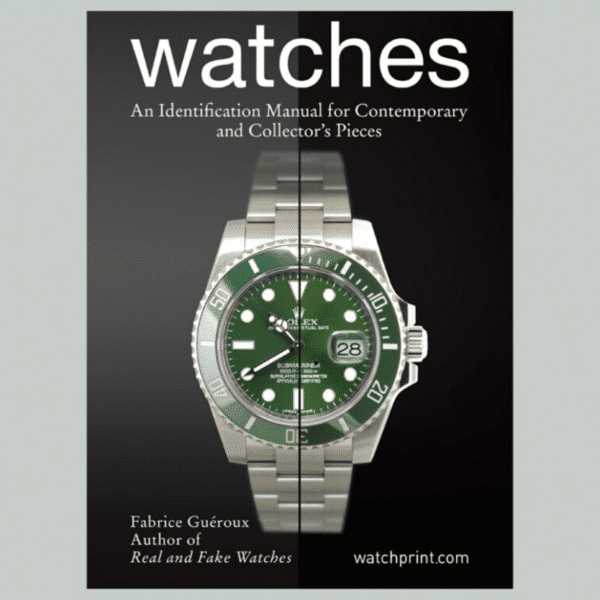 watches book