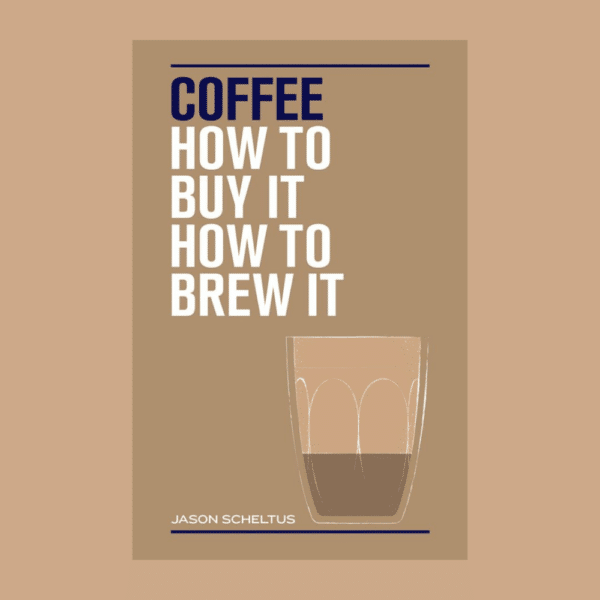 Book about coffee
