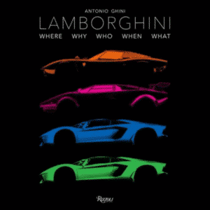 Lamborghini book