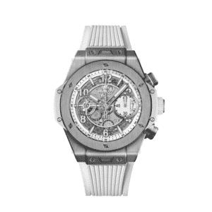 Big Bang Unico Titanium White