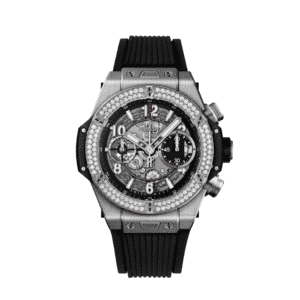 Big Bang Unico Titanium Diamonds