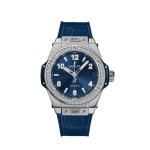 Hublot one click blue