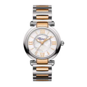 Chopard Imperiale Steel & Rose Gold Watch