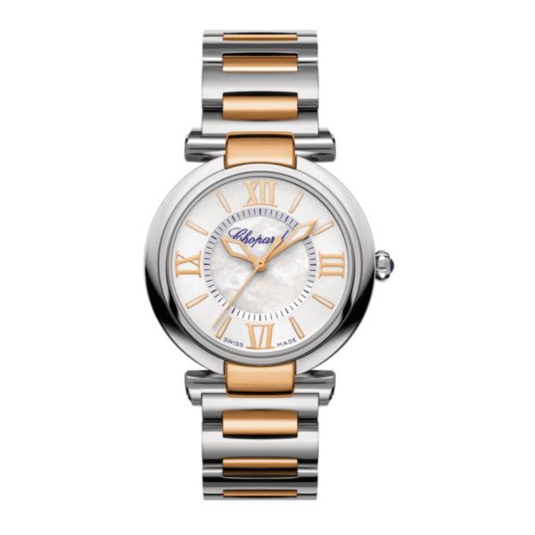 Chopard Imperiale Steel & Rose Gold Watch