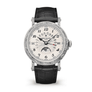 Patek Philippe - GRAND COMPLICATIONS WHITE GOLD 5160/500G-001