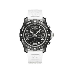 BREITLING ENDURANCE PRO in WHTE STRAP