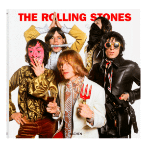 Taschen - THE ROLLING STONES UPDATED EDITION TA1299