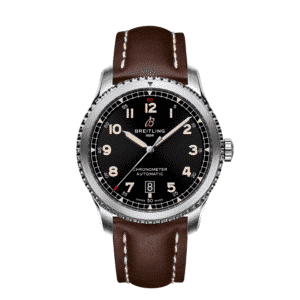 Aviator 8 Automatic 41 in black dial